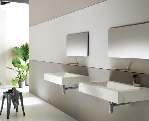 progettare il bagno