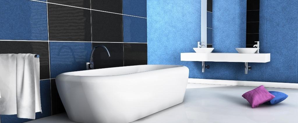 Arredo Bagno Colore Azzurro.Come Abbinare I Colori Delle Pareti Del Bagno Tutte Le Variabili