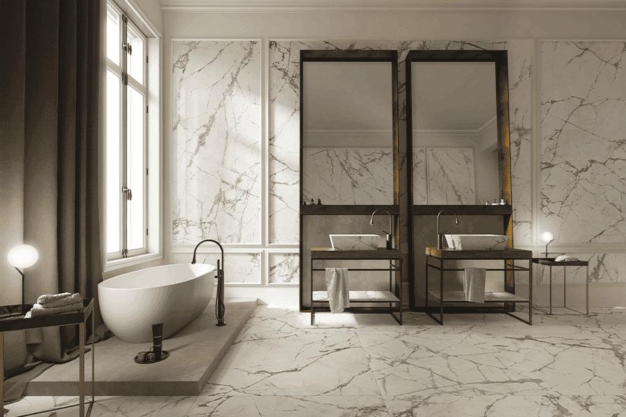 Come creare un bagno di lusso a casa tua