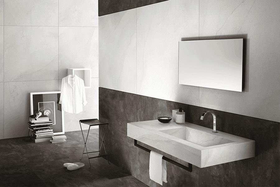 Pavimenti bagno, guida alla scelta corretta: continuità di stile anche in bagno