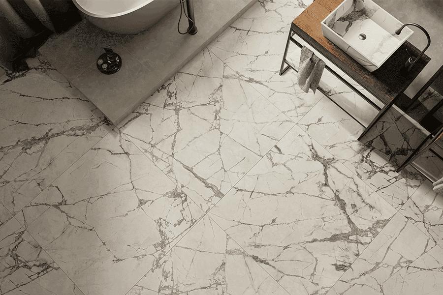 Pavimenti bagno, guida alla scelta corretta: granito