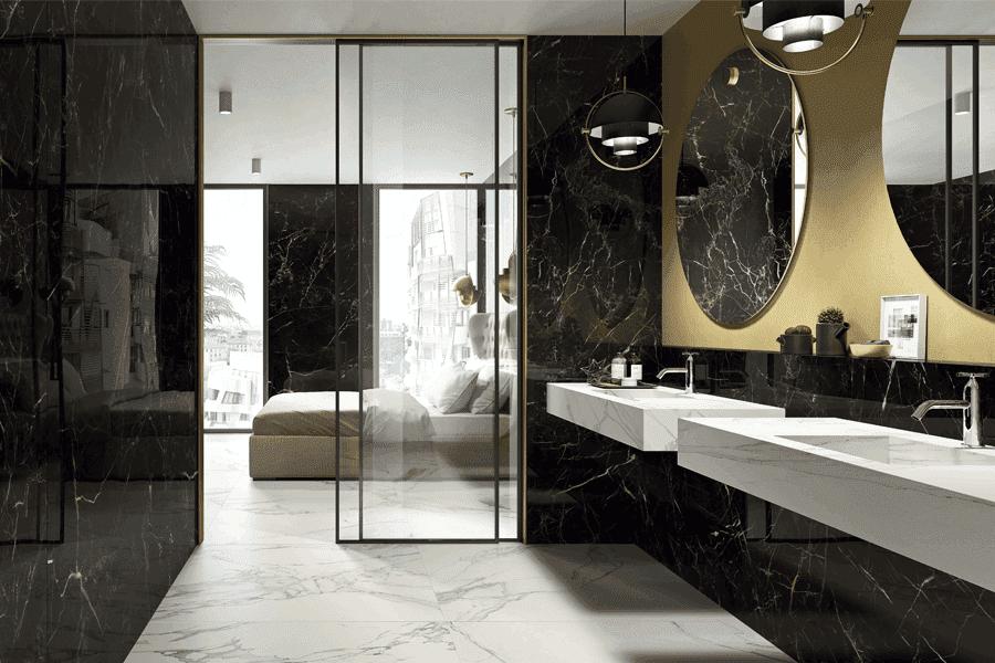 Pavimenti bagno: guida alla scelta migliore dalla ceramica al legno