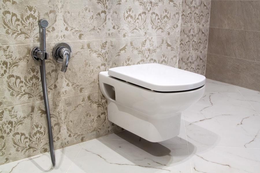 Come progettare bagni per hotel: sanitari